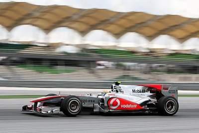 """Whitmarsh (McLaren) : """"nous savons pourquoi Red Bull est rapide, nous serons bientôt à niveau"""""""