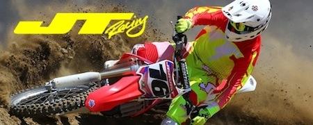 Dafy-Moto distribue désormais les équipements JT-Racing