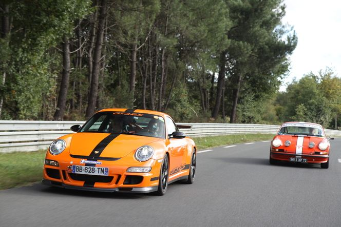 Porsche 911 Carrera RS (1973) VS 911 GT3 RS : l'ancienne mord encore