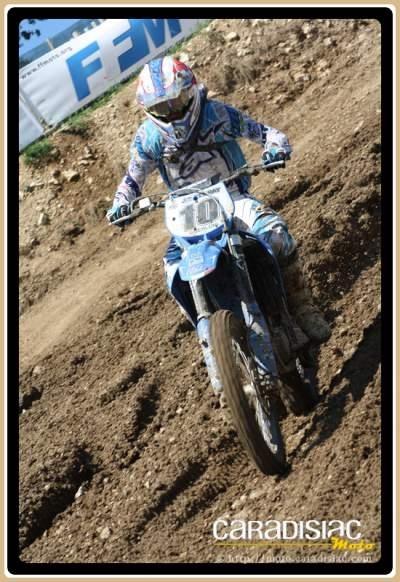 Motocross : Anthony Boissière ne sera pas à Lommel sur sa TM