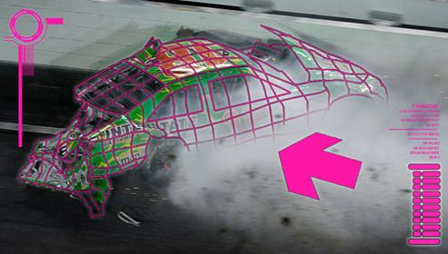 Réveil Auto : anatomie d'un spectaculaire crash en Nascar