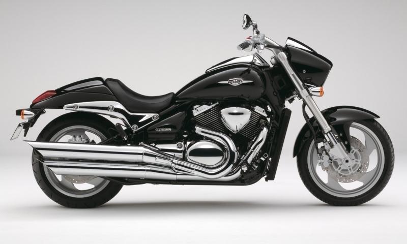 Nouveauté 2009 : Suzuki Intruder M 1500