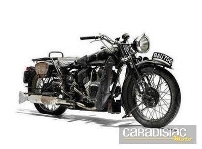 Des motos complètes...