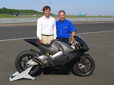 Moto GP: Illmor négocie à Brno