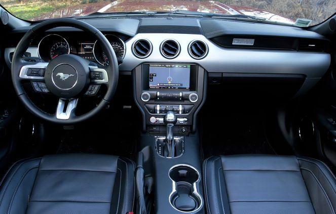 Essai vidéo - Ford Mustang Cabriolet : objet de séduction