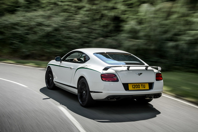 Voici la nouvelle Bentley Continental GT3-R