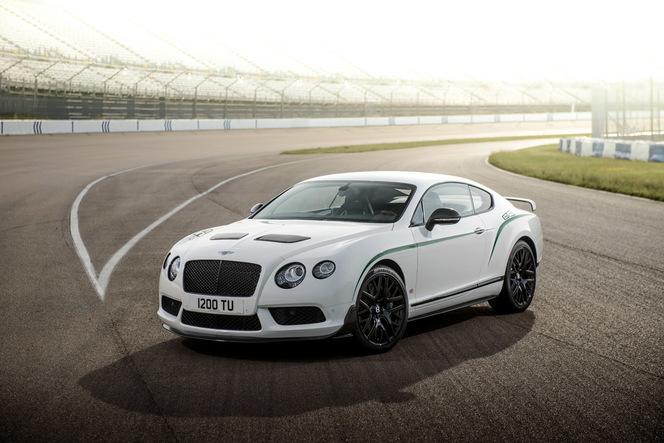Voici la nouvelle Bentley Continental GT3-R
