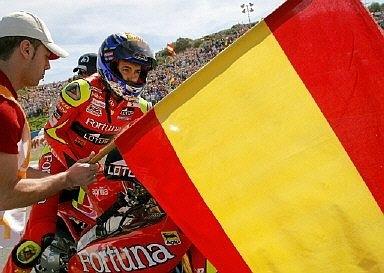 250 Brno: Lorenzo pour la reprise