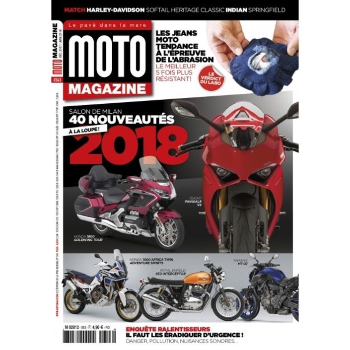 Éditions de la FFMC et Moto Magazine: fin de la procédure de redressement judiciaire
