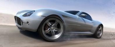 Cobra Venom V8 Concept: séduisant