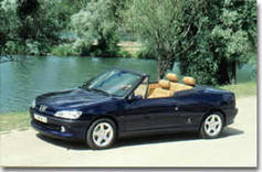 peugeot 306 cabriolet. Black Bedroom Furniture Sets. Home Design Ideas