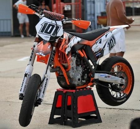 KTM: des réplica Chambon bientôt à la vente