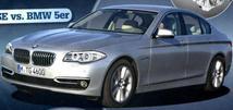 Voici le restylage de la BMW Série 5