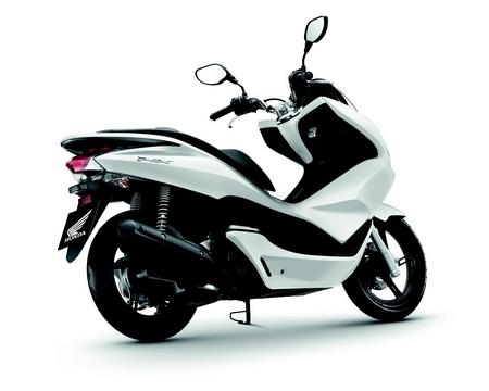 Nouveauté Honda 2010 : PCX 125, le scoot' anti crise...