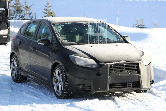 Surprise : la future Ford Focus RS (peut-être)