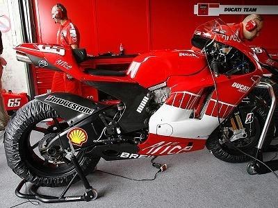 Moto GP: Capirossi a testé la GP7