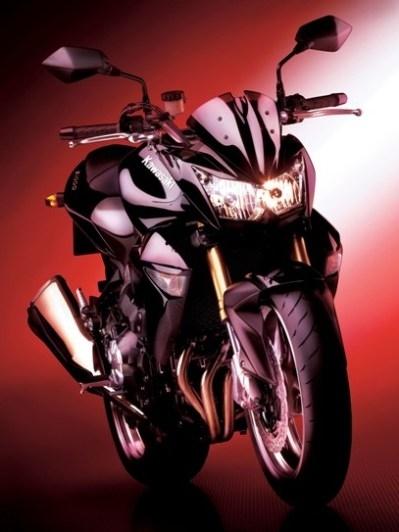 Nouveauté 2007 : Kawasaki Z 1000, les premières photos officielles.