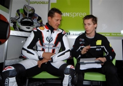 Superbike - Honda: Michaël Schumacher chez Ten Kate !