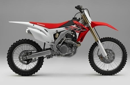 Honda CRF 250R et 450 R: les versions 2015