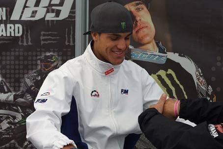 Interview, Gautier Paulin revient sur les Nations, la saison de GP et parle d'avenir