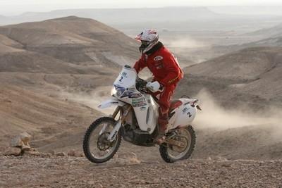 Rallye du Maroc: les impressions des pilotes au troisième jour de course