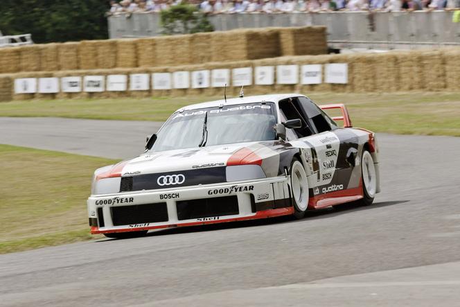 Audi à Goodwood: 3 anniversaires à fêter