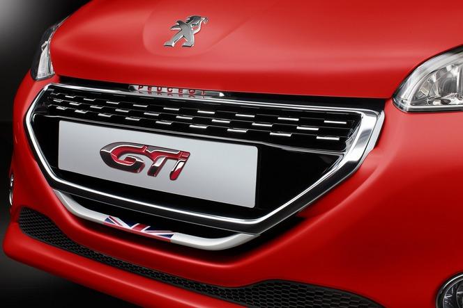 Peugeot 208 GTI 30e anniversaire: instant teasing