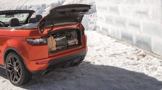 Land Rover Range Rover Evoque Cabriolet : officiel