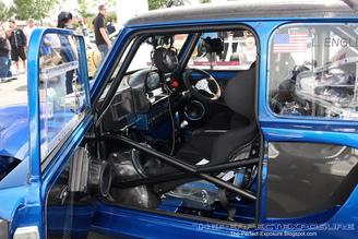 Vtec turbo et nitro dans une Mini. Est-ce bien raisonnable ?