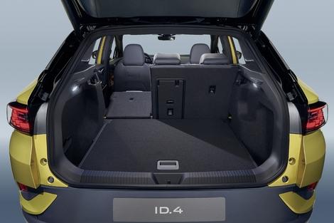 Volkswagen lève le voile sur l'ID 4, la deuxième de la famille