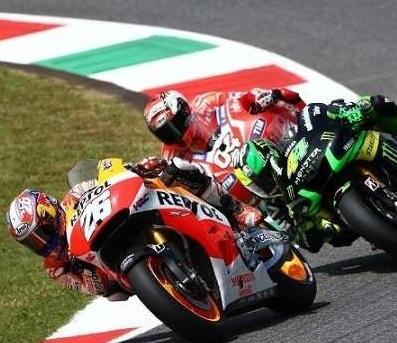 Moto GP - Honda: Dani Pedrosa forcé au repos