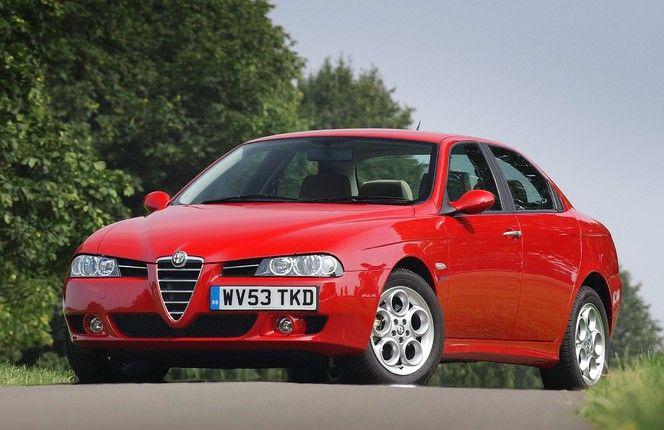 Design : une base de 156 pour le dessin de l'Alfa Romeo Giulia