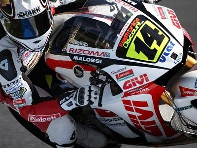 Moto GP - Japon D.2: La seconde ligne était possible pour Randy