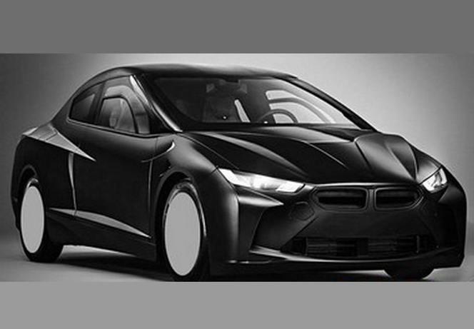 Scoop : un mystérieux prototype BMW se montre