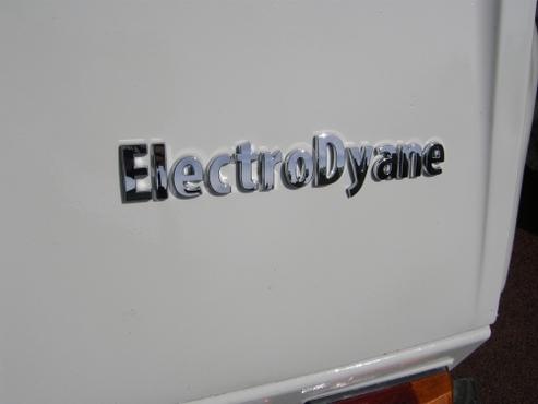 Interview : l'ElectroDyane électrique est prête !