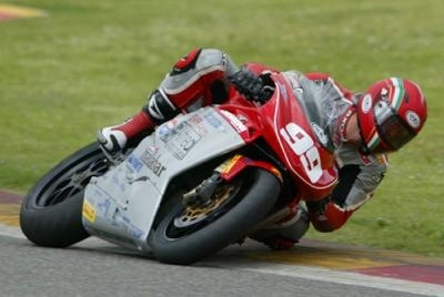Honda, MV Agusta et le Moto GP