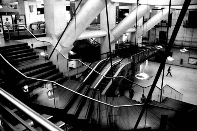 Exposition : le métro en photos à Paris