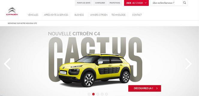 Citroën au tout début d'une ère nouvelle