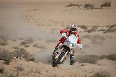 La 4 ème étape du rallye du Maroc est une journée Honda : Da Costa empoche l'étape et Bethys s'impose au général…