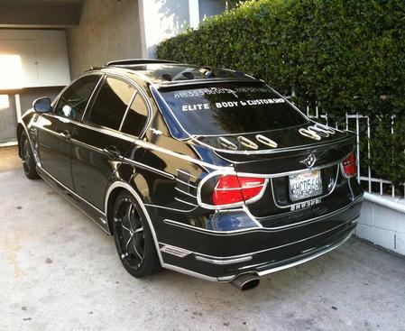 Saucisse du vendredi : BMW Elite Body