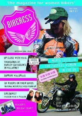 Bikeress: Parce qu'elle le vaut bien