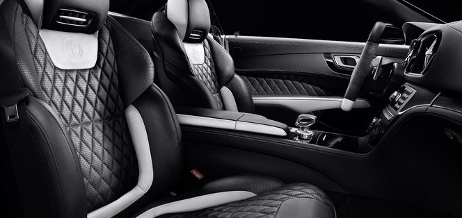 Mercedes lance les SL 63 AMG et SL 65 AMG 2LOOK