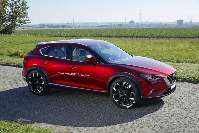 Futur SUV Mazda CX-9 : comme ça ?