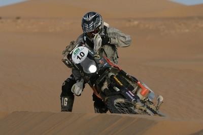 Rallye du Maroc: Grain de sable lors de la 5ème étape