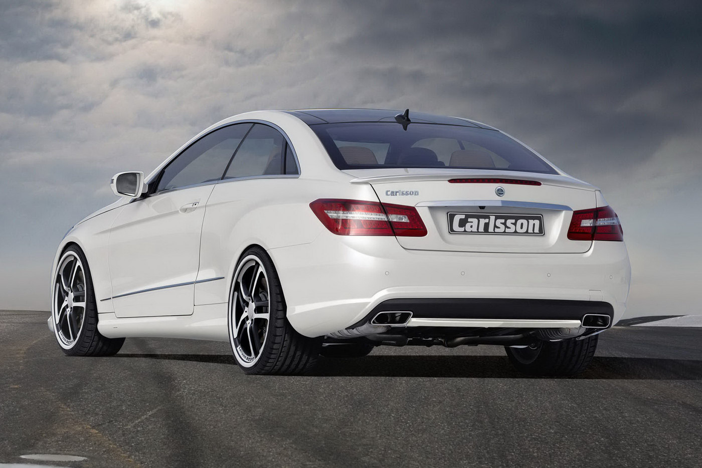 carlsson ck50 palliatif la mercedes e63 amg coup. Black Bedroom Furniture Sets. Home Design Ideas