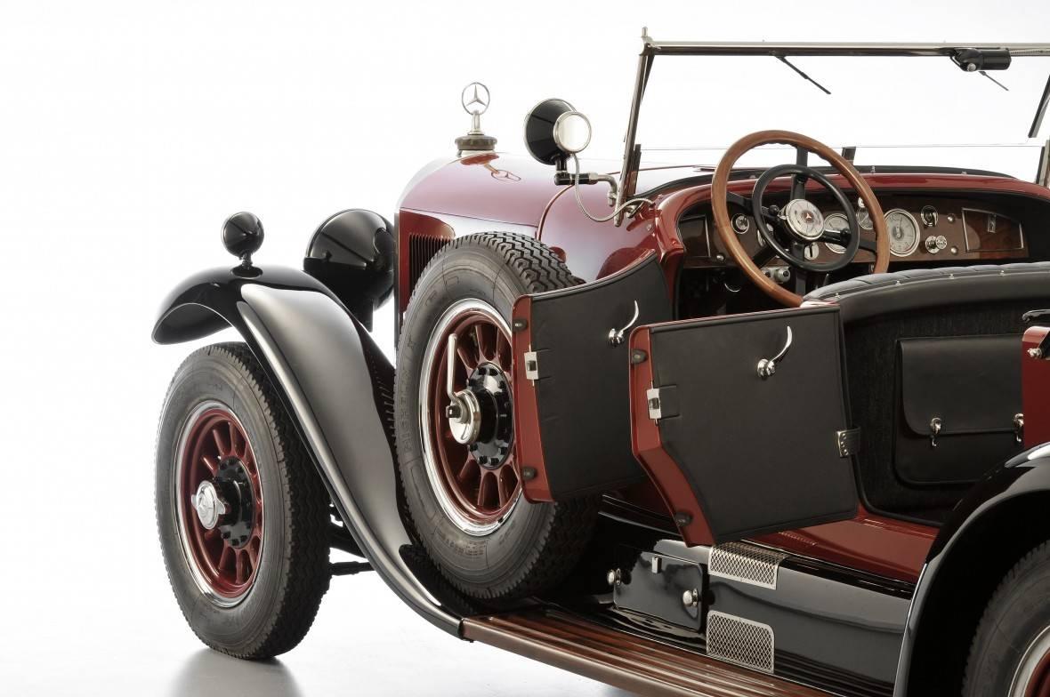 le mus e mercedes se lance dans la vente de voitures anciennes. Black Bedroom Furniture Sets. Home Design Ideas
