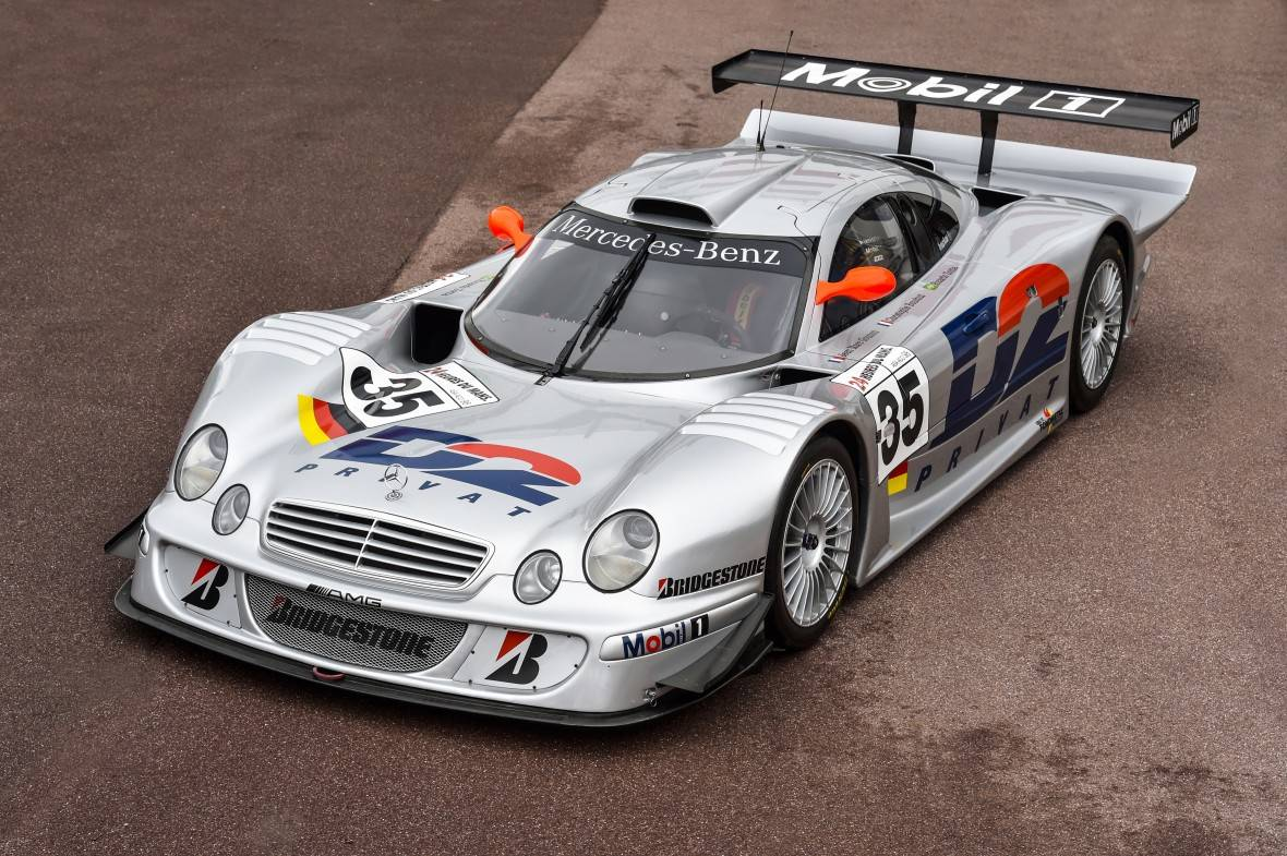 Le mus e mercedes se lance dans la vente de voitures anciennes for Mercedes benz race car