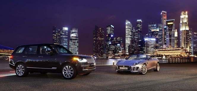 Jaguar-Land Rover : une stratégie économique très agressive d'ici 2020