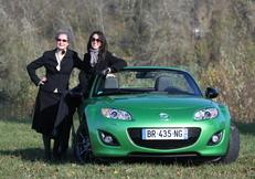 Vidéo : nos drôles de dames testent la Lancia Ypsilon