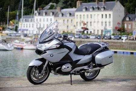 Nouveauté BMW 2010 : R 1200RT, de nombreuses modifications